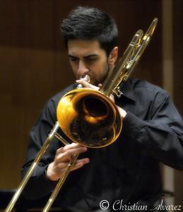 Alex trombón