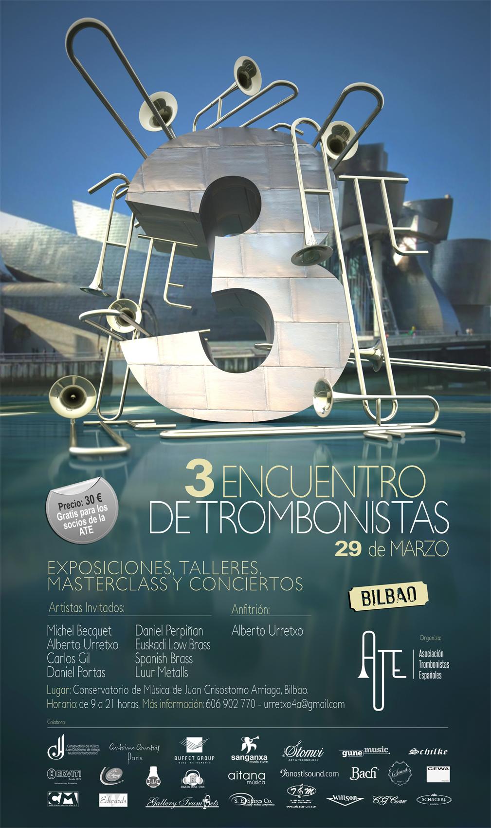 Diseño Cartel 3º Encuentro ATE BILBAO con mas logos WEB