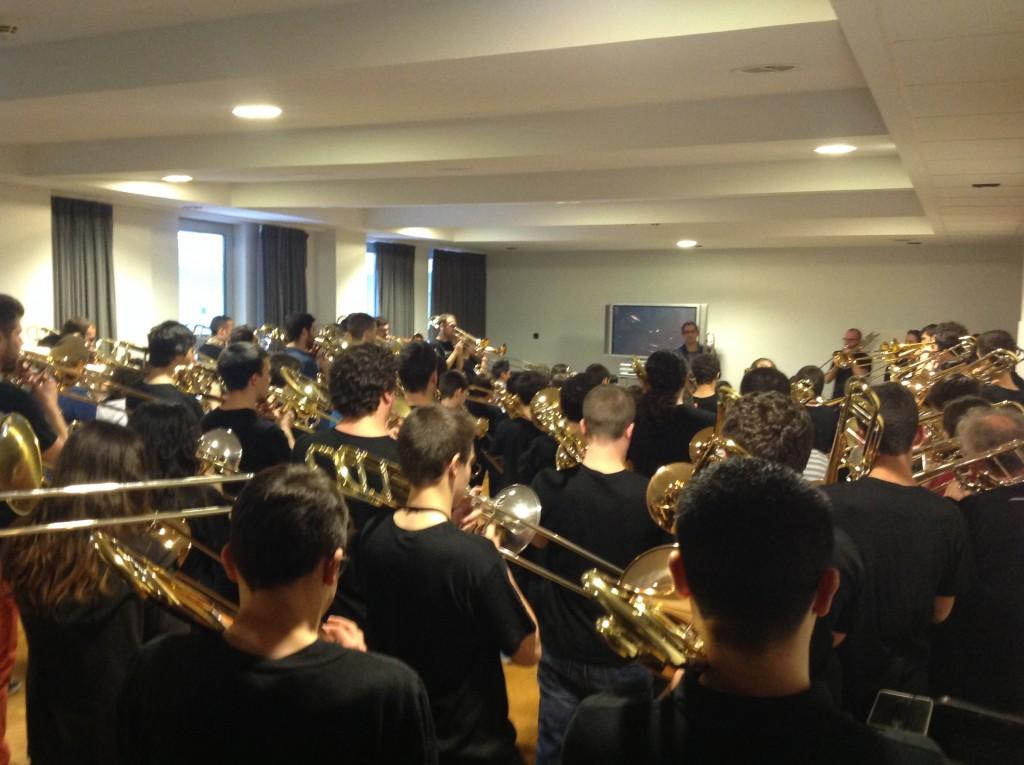 masterclass trombon ximo vicedo
