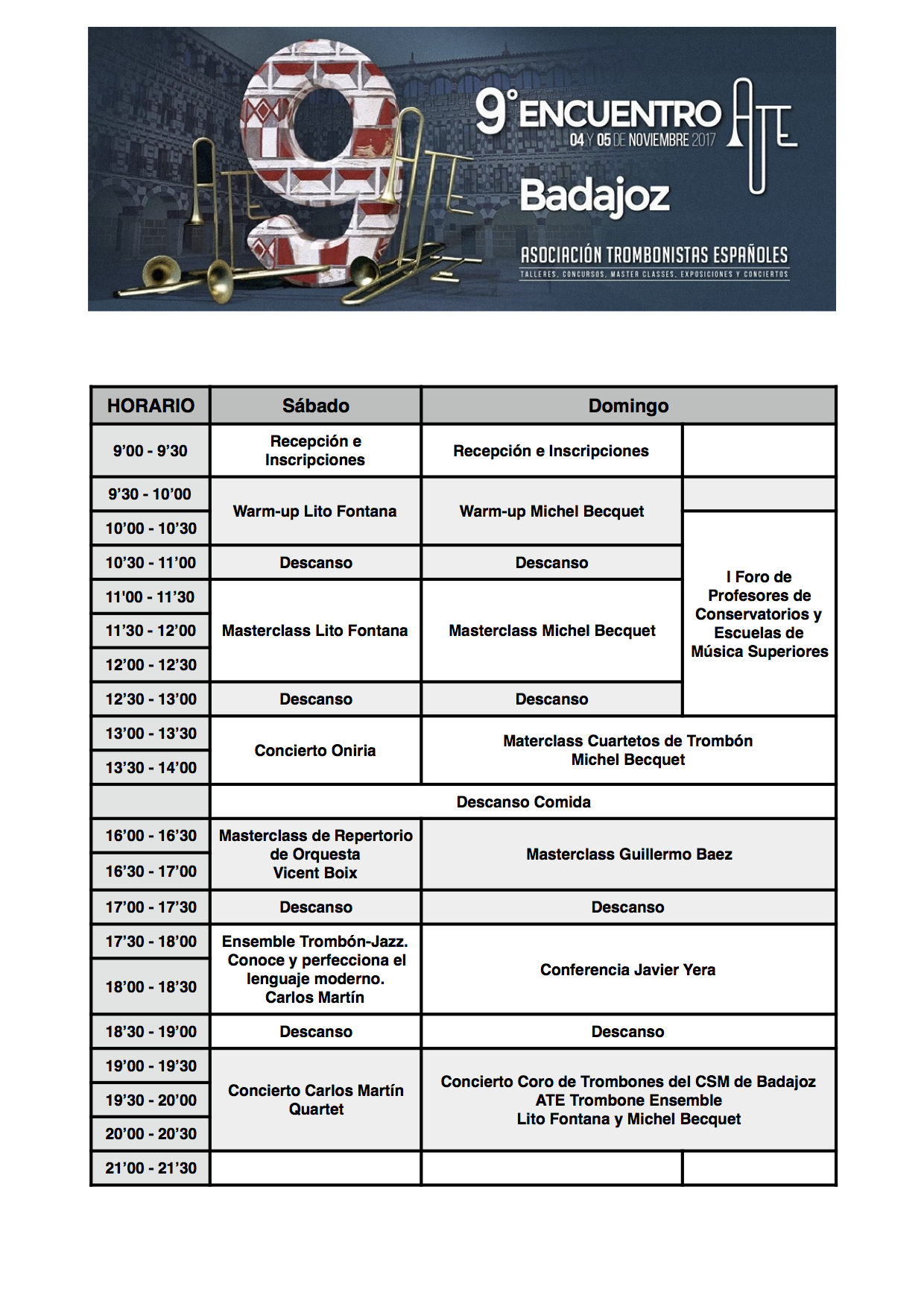 Planning 9º Encuentro