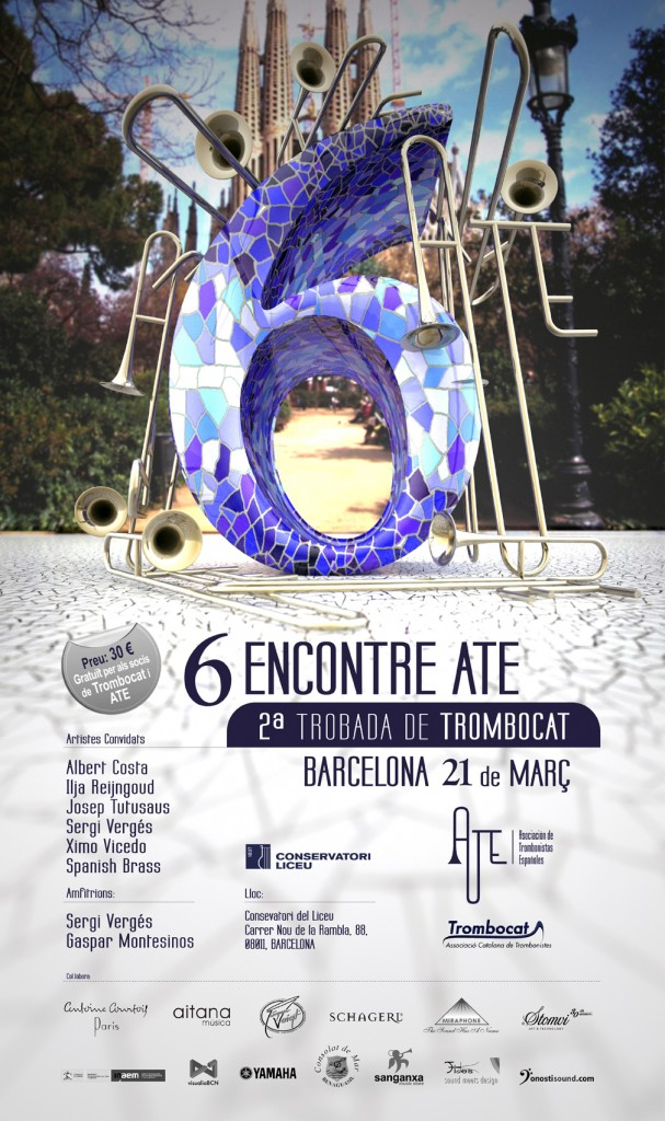 Cartel 6 encuentro ATE-TOMBOCAT